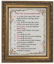 Gerffert 79-720 The Ten Commandments