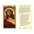 Ambrosiana 800-1017 Ecce Homo Laminated Holy Card - 25/pk