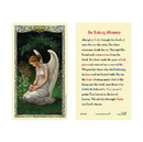 Ambrosiana 800-1093 Memorial Prayer Holy Card