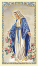 Ambrosiana 800-1128 Our Lady Of Grace Holy Card