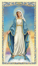 Ambrosiana 800-1131 Our Lady of Grace - The Memorare Holy Card