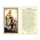 Ambrosiana 800-1132 Our Lady of Mount Carmel Holy Card