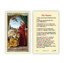 Ambrosiana 800-1150 The Annunciation - The Angelus Holy Card