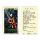 Ambrosiana 800-1160 Christ in the Garden Holy Card