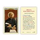 Ambrosiana 800-1226 HCL 25P Ignatius Loyola Prayer