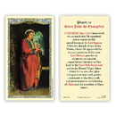 Ambrosiana 800-1235 Saint John the Evangelist Holy Card