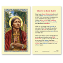Ambrosiana 800-1243 Saint Kateri Tekakwitha Prayer Holy Card