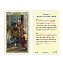 Ambrosiana 800-1247 Saint Martin of Tours Holy Card