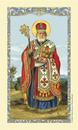 Ambrosiana 800-1256 Saint Nicholas Laminated Holy Card