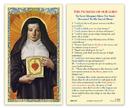 Ambrosiana 800-1257 Saint Margaret Mary Alacoque Holy Card