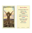 Ambrosiana 800-1298 Recovery/Just For Today Holy Card