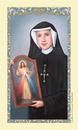 Ambrosiana 800-1775 St. Maria Faustina Prayer Holy Card