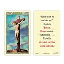 Ambrosiana 800-3102 Crucifixion Holy Card