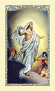 Ambrosiana 800-3801 Resurrected Christ With Soldiers Laminated Holy Card