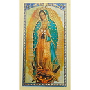Gerffert 800-405 Prayer To Our Lady Of Guadalupe Holy Card