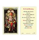 Ambrosiana 800-5950 Saint Patrick Holy Card