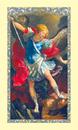 Ambrosiana 800-985 Saint Michael (Reni) Laminated Holy Card