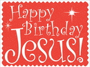 Christian Brands 92004UD Yard Sign-Happy Birthday Jesus
