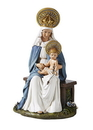 Avalon Gallery B1203 Hummel Madonna - Seated Madonna And Child