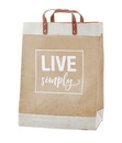Christian Brands B1403 Market Tote - Live Simply