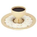 Sudbury B1613 Ceramic Intinction Set With Plate