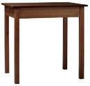 Robert Smith B1624 Plain Communion Table - Walnut