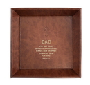 Christian Brands B2017 Just For Him - Dad Ephesians  1:16 - Valet Tray