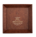 Christian Brands B2018 Just for Him - Granddad Philippians 1:3 - Valet Tray