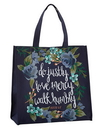 Gifts of Faith B2213 Justly, Mercy, Humbly Tote Bag