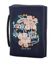 Gifts of Faith B2221 Wonderfully Made Bible Cover