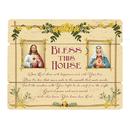 Gerffert B2273 Bless This House Pallet Sign