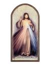 Gerffert B2318 Marco Sevelli Arched Plaque - Divine Mercy