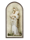 Gerffert B2319 Marco Sevelli Arched Plaque - Innocence