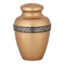 Sudbury B2374 Brass Cremation Urn