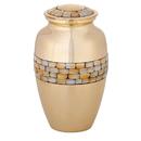 Sudbury B2375 Brass Cremation Urn