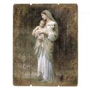 Gerffert B3120 Wood Pallet Sign - Bouguereau : L'Innocence