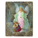 Gerffert B3122 Wood Pallet Sign - Guardian Angel