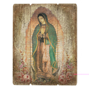 Gerffert B3123 Our Lady Of Guadalupe Pallet Sign