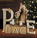 Ambrosiana B3365 Peace Nativity
