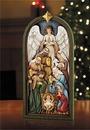Christian Brands B3368 Nativity Plaque