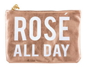 Christian Brands B3444 Pouch - Rose Gold - Rosé All Day