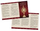 Ambrosiana B3502 B3502 Adoration Trifold Card
