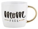 Christian Brands B3516 Mom Fuel - Gold Handle Mug