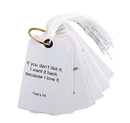 Christian Brands B3961 Gift Tag Book - That's All®