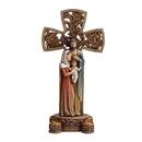 Ambrosiana B4131 Holy Family Advent Wreath
