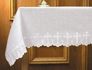 RJ Toomey B4271 One Sided Scalloped Edged Altar Frontal