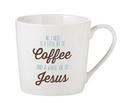Faithworks B4290 All I need is Coffee and Jesus  Café