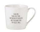 Faithworks B4294 Dear Lord Mug Café Mug