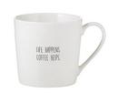 Christian Brands B4387 Life Happens Cafe Mug