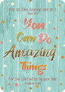 Christian Brands B4571 You can do Amazing Things